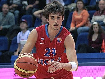 Finding a Niche for Alexey Shved