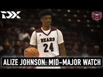 Mid-Major Prospect Watch: Alize Johnson