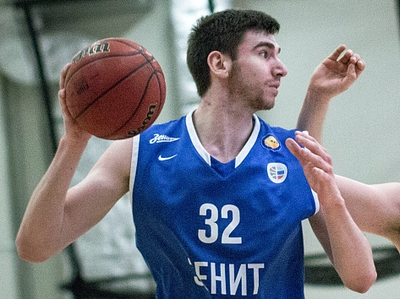 Andrey Desyatnikov Updated NBA Draft Scouting Report