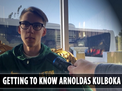 Getting to Know: Arnoldas Kulboka