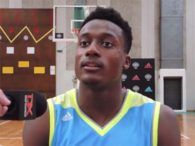 adidas Eurocamp Interview: Awudu Abass