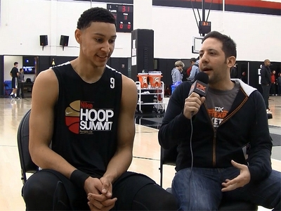2015 Nike Hoop Summit Video Interview: Ben Simmons