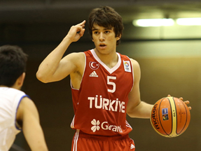 Berk Ugurlu 2015 FIBA U19 World Championship Interview