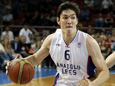 Cedi Osman NBA Draft Scouting Report and Video Breakdown