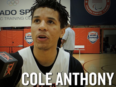 Cole Anthony profile