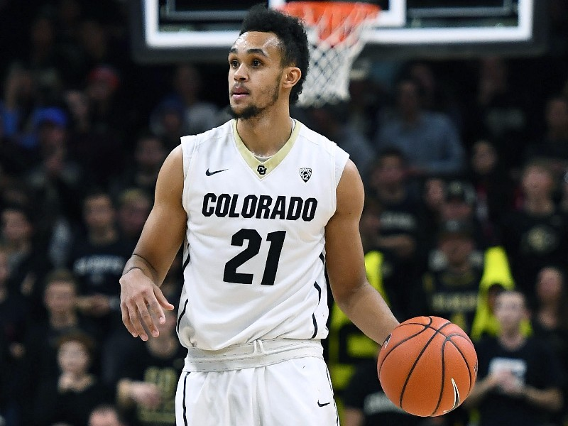 Derrick White NBA Draft Scouting Report and Video Analysis