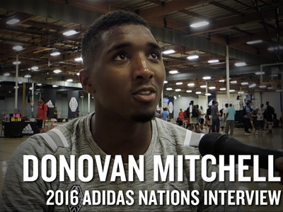 2016 adidas Nations Interviews: Mitchell, Abu, Tuoyo, Anunoby
