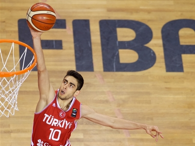 Furkan Korkmaz 2015 FIBA U19 World Championship Interview
