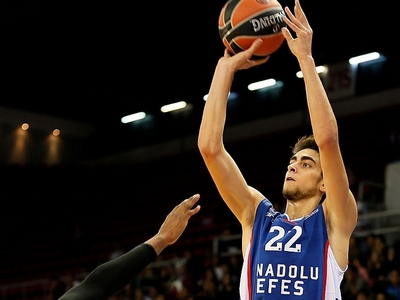 Analyzing the Top International NBA Prospects, #2: Furkan Korkmaz