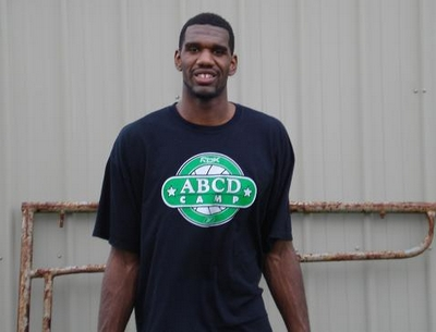"Greg Oden's Take:  ""Wherever I go, I need to get a raincoat!"""