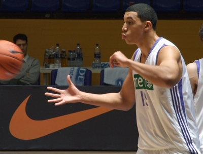 Euroleague Final Four: Nike International Junior Tournament