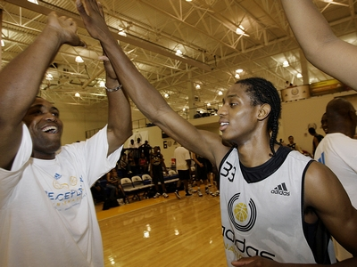 adidas Nations Experience: 2010/11 High School Prospects