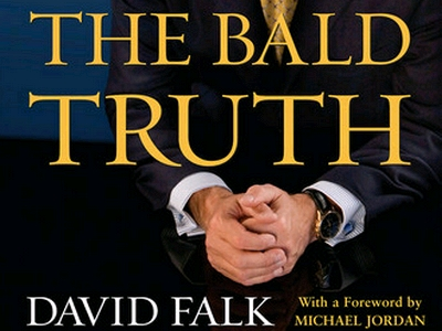 "Book Review- David Falk: ""The Bald Truth"""