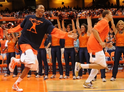 Syracuse Orange: Marching To Their Own Beat