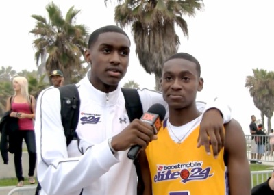 2010 Boost Mobile Elite 24: Quincy Miller Interviews Deuce Bello