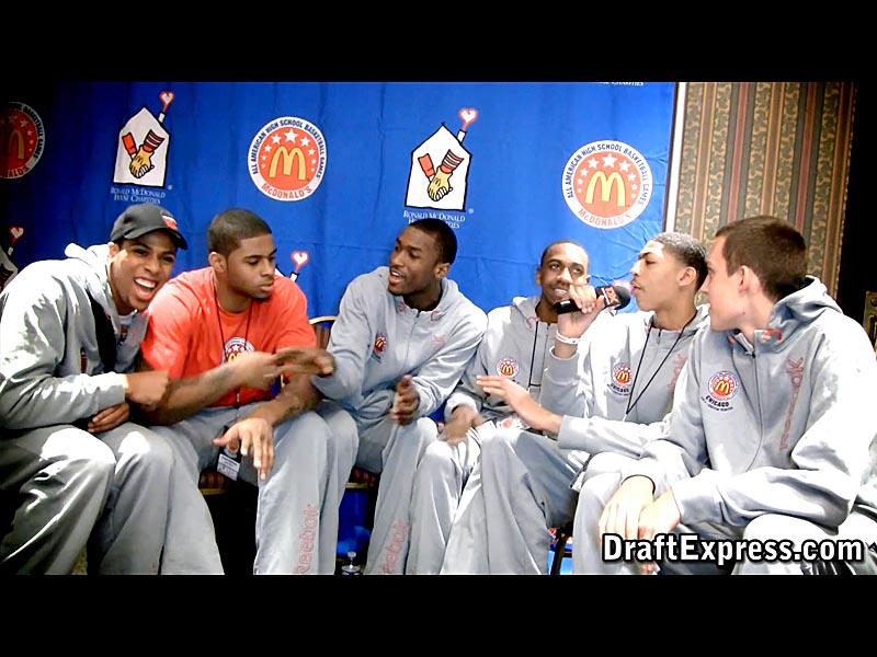 2011 McDonald's All American Game: Louisville-Kentucky Smackdown
