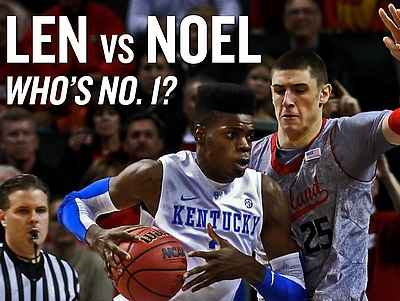 Nerlens Noel-Alex Len Head to Head Matchup Video Analysis