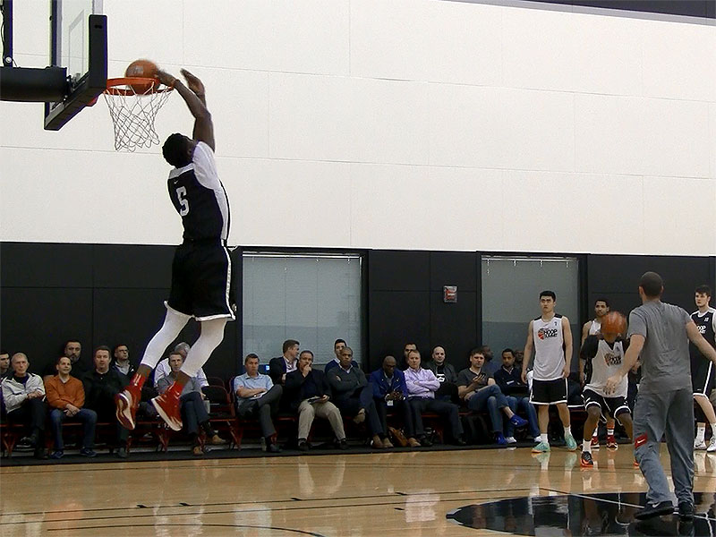 2014 Nike Hoop Summit: International Practice Day Three