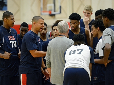 USA Basketball U16 Training Camp Scouting Reports: Perimeter Players