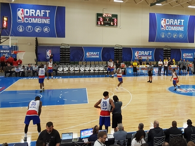 NBA Combine Day Two and Event Recap