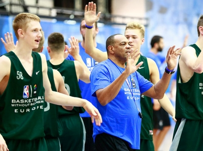 NBA Basketball Without Borders Europe Camp Top Prospects
