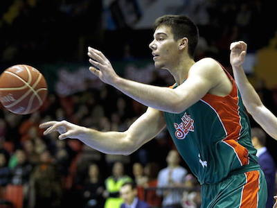 Guillermo Hernangomez NBA Draft Scouting Report and Video Breakdown