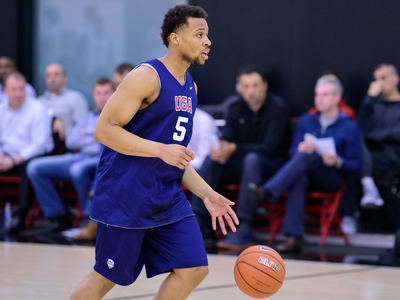 2015 Nike Hoop Summit: Team USA Practice: Day Two