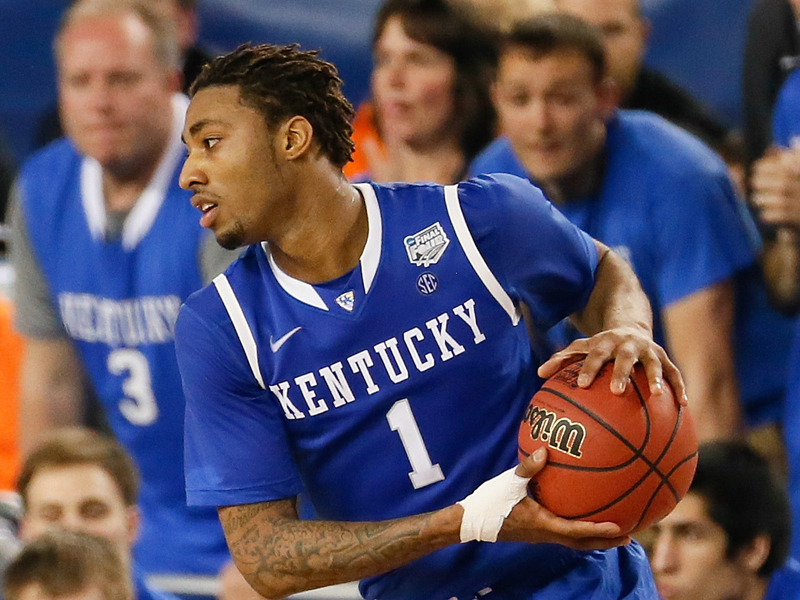James Young Pre-Draft Workout and Interview