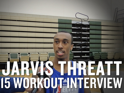 Jarvis Threatt Interview