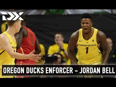 Jordan Bell - Oregon Ducks Enforcer