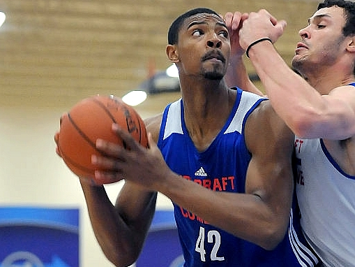 2015 NBA Combine Interview: Jordan Mickey