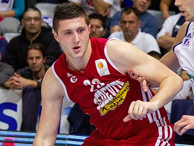 Nurkic Making Noise in the Adriatic League