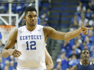 Karl Towns NBA Draft Scouting Report and Video Breakdown