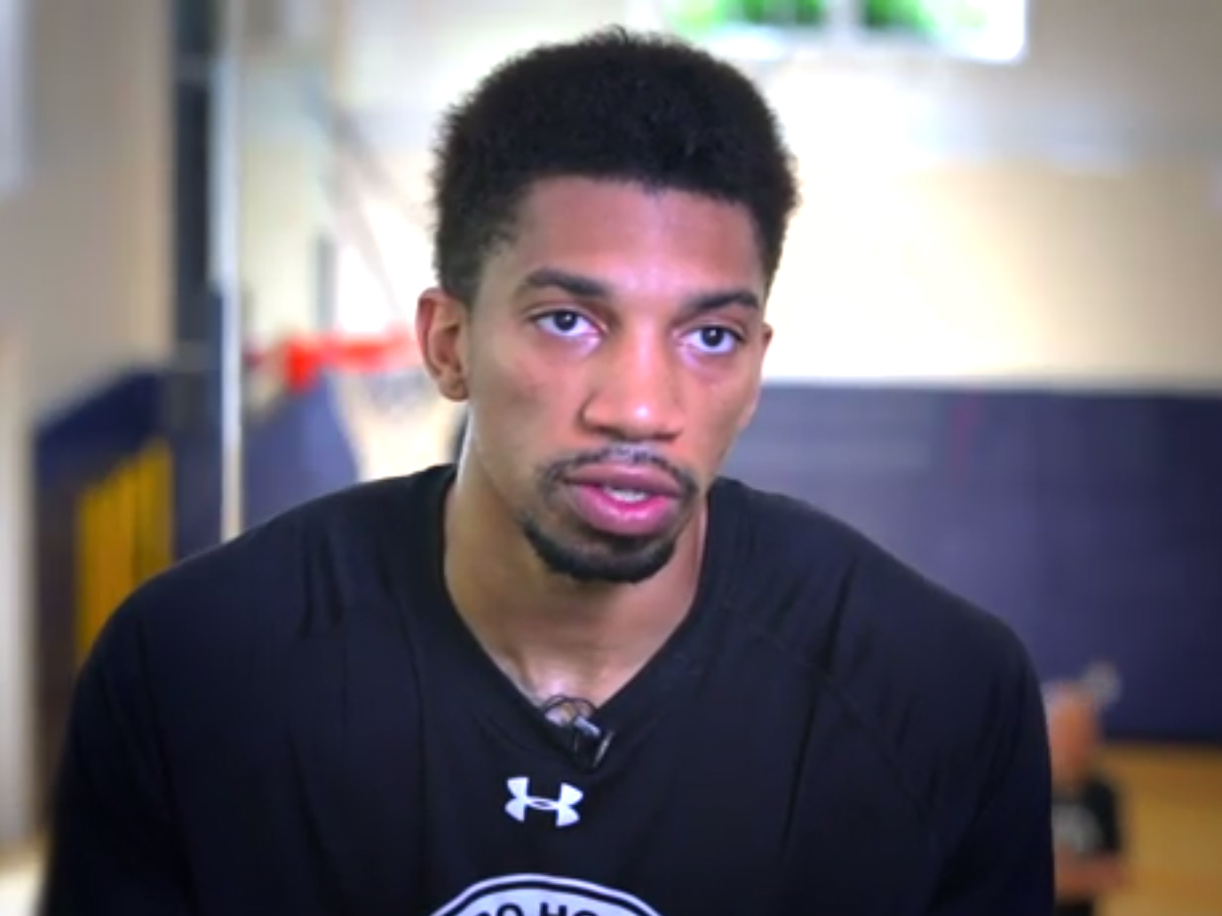 Khem Birch 2014 NBA Pre-Draft Workout and Interview Video
