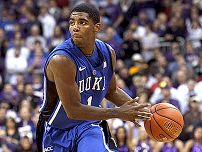 NBA Draft Prospect of the Week: Kyrie Irving