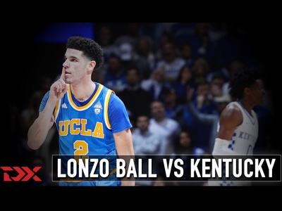 Matchup Video: Lonzo Ball vs Kentucky