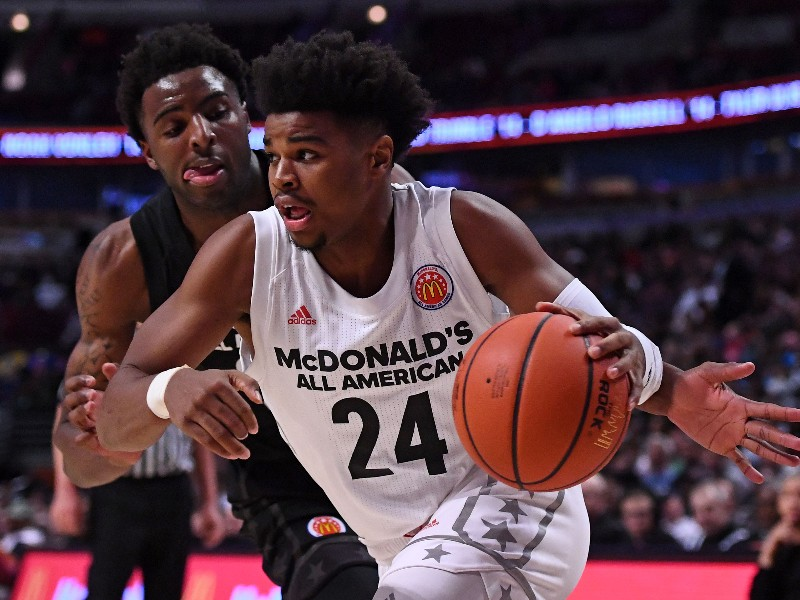 M.J. Walker McDonald's All-American Interview