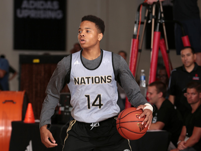 Markelle Fultz 2015 adidas Nations Interview