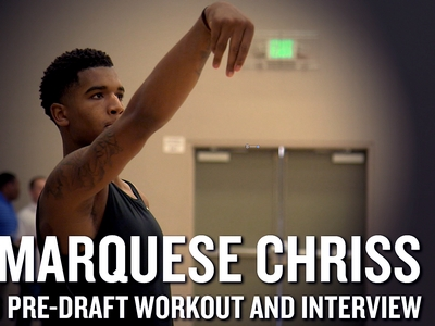 Marquese Chriss 2016 NBA Pre-Draft Workout Video and Interview