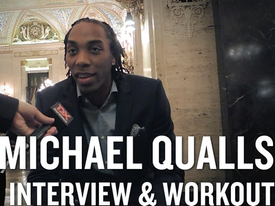 Michael Qualls Workout Video and Interview