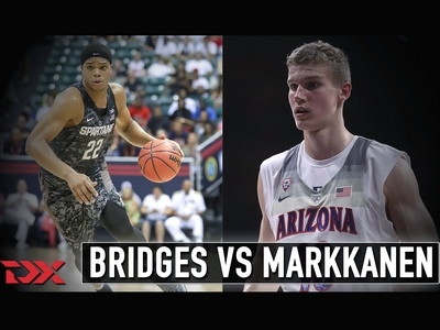 Matchup Video: Miles Bridges vs Lauri Markkanen