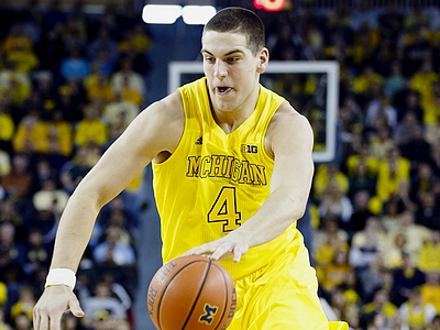 Top NBA Prospects in the Big Ten, Part 2: Mitch McGary Scouting Video