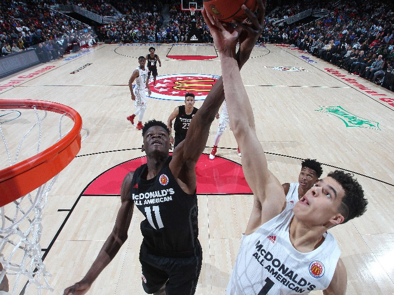 Mohamed Bamba McDonald's All-American Highlights and Interview