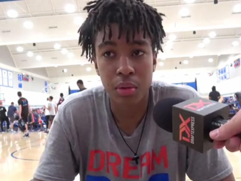 Pangos All-American Camp Interviews: Moses Brown, Cockburn, Payne
