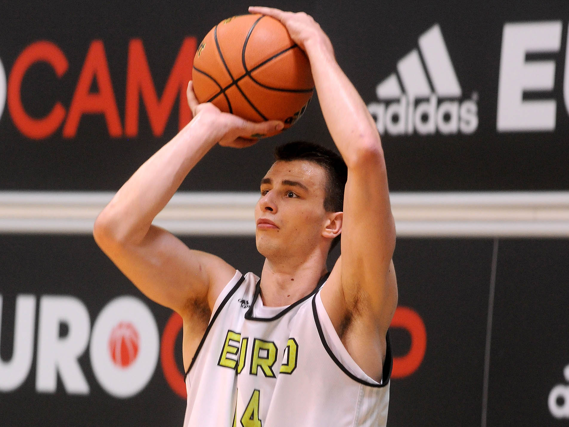 2014 adidas EuroCamp: Day Two