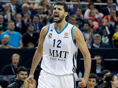 Nikola Mirotic profile