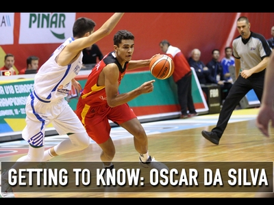 Getting to Know: Oscar Da Silva