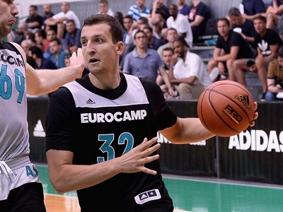 2016 adidas Eurocamp: Day Two