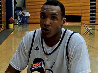 Robert Upshaw Workout Video