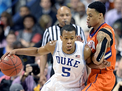 Rodney Hood vs K.J. McDaniels - Head to Head Matchups Video Analysis